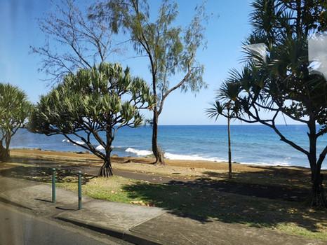 Début de la quatorzaine à la Réunion