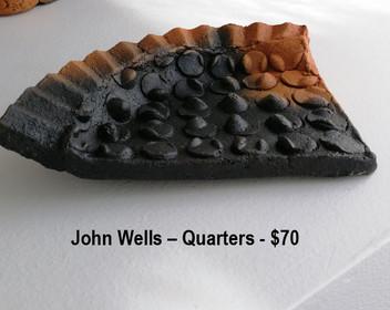 John Wells – Quarters - $70