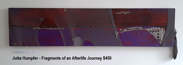 Jutta Humpfer - Fragments of an Afterlife Journey  $450