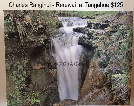 Charles Ranginui - Rerewai