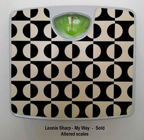 Leonie Sharp  - My Way - Sold