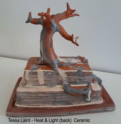 Tessa Laird - Heat and Light