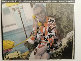 Rita Dibert - Mrs 'B', 1987 - $500