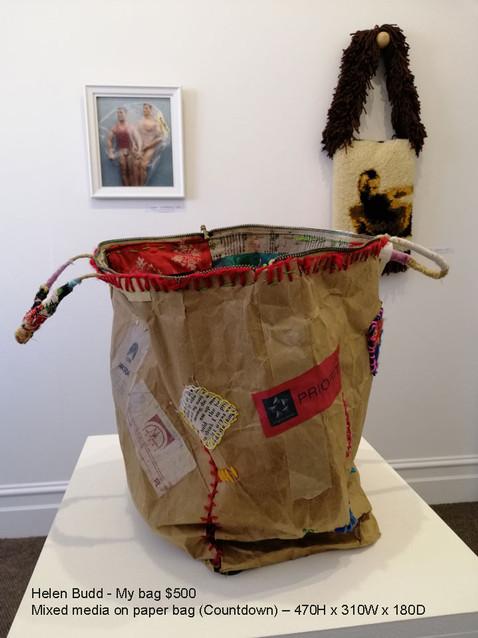 Helen Budd - My bag $500