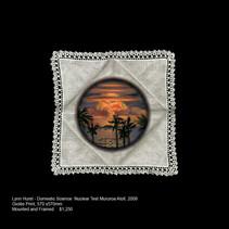 Lynn Hurst - Domestic Science: Nuclear Test Mururoa Atoll, 2008