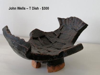 John Wells - T Dish - $300