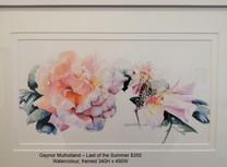 Gaynor Mulholland – Last of the Summer $350