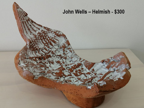 John Wells – Helmish - $300