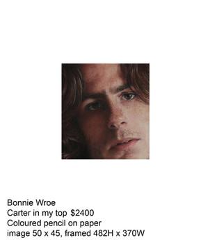 Bonnie Wroe – Carter in my top