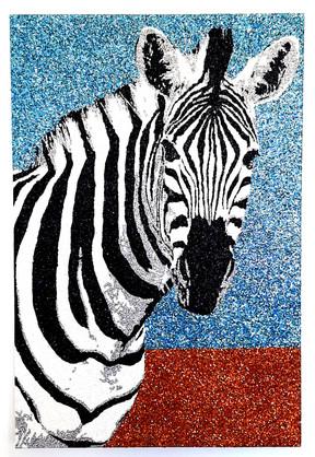 Stanley Manthyng -Zebra