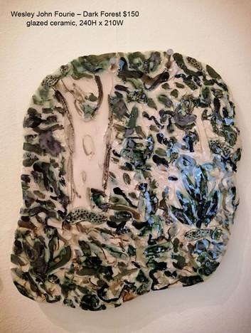 Wesley John Fourie – Dark Forest $150