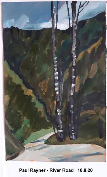 Paul Rayner - River Road   18.8.20 - Sold