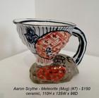 Aaron Scythe - Meteorite (Mug) (#7) - $150