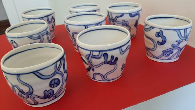 Aaron Scythe -Cup for (Alphabet) Soup