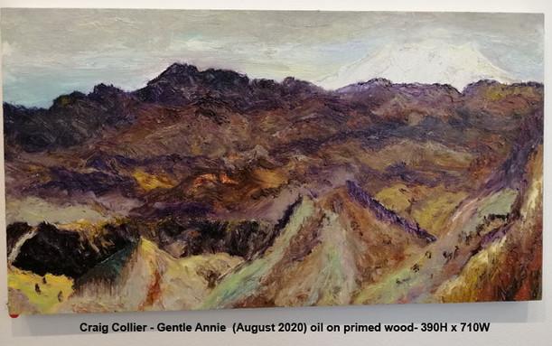 Craig Collier - Gentle Annie  - Sold