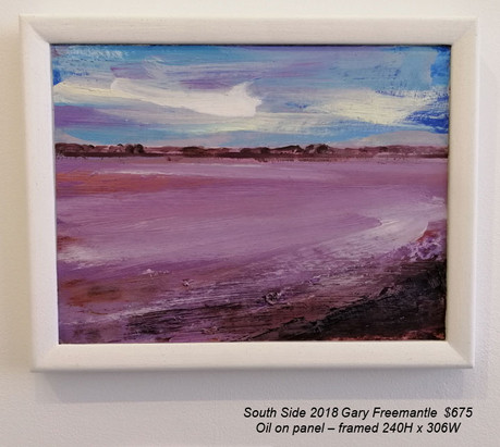 Gary Freemantle - South Side 2018 - $675