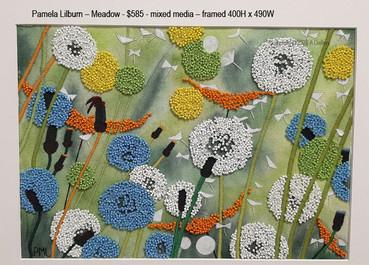 Pamela Lilburn – Meadow - $585