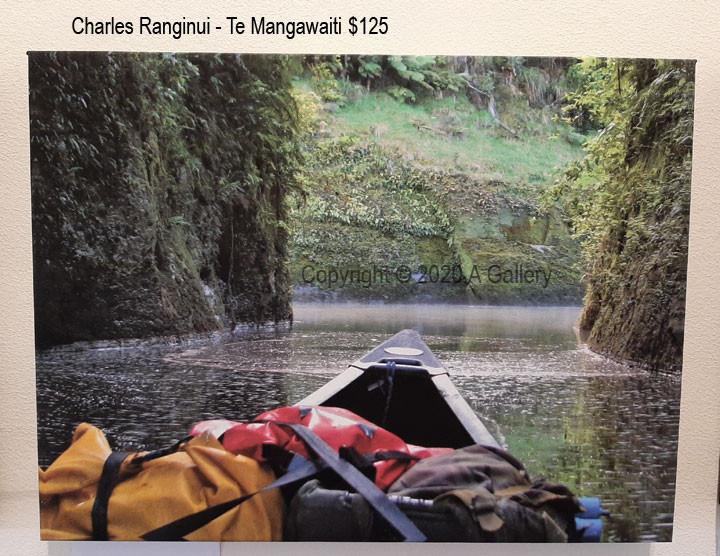 Charles Ranginui - Te Mangawaiti