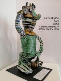 Aaron Scythe - Gopi - $500