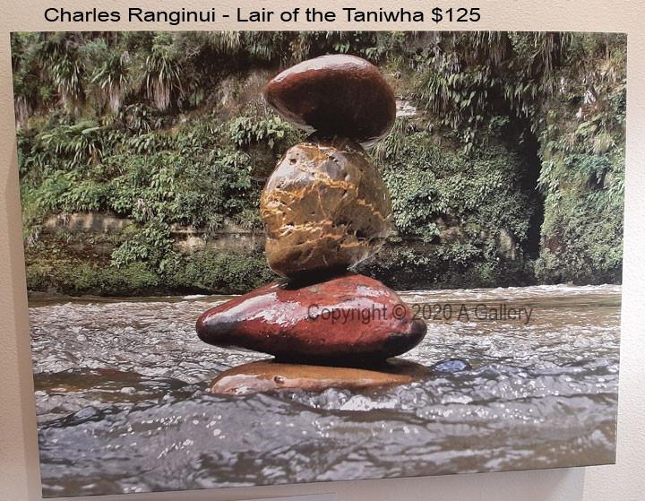 Charles Ranginui - Lair of the Taniwha