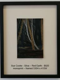 Sue Cooke - Silva – Red Earth - $920