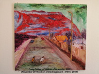 Craig Collier - Children of Aramoho   $300