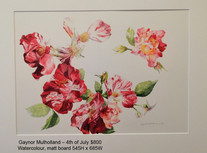 Gaynor Mulholland – 4th of July$800