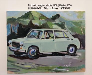 Michael Haggie - Morris 1100 (1969) - $350