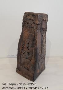 Wi Taepa - C19 - $2275