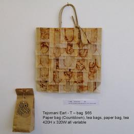 Tejomani Earl - T – bag  $65