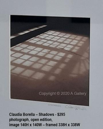 Claudia Borella – Shadows - $295
