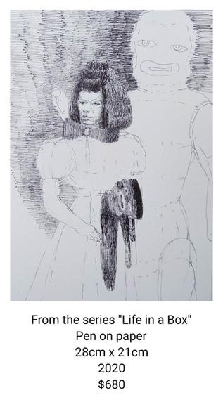 Lorene Taurerewa - #6 Life in a Box series $680