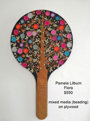 Pamela Lilburn - Flora - $550