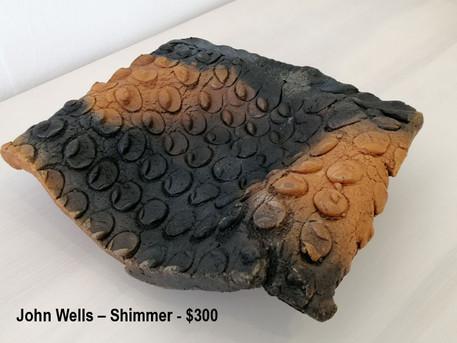 John Wells – Shimmer - $300