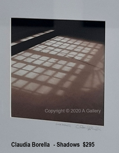 Claudia Borella - Shadows  $295