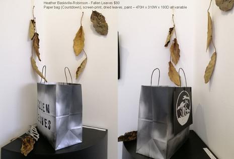 Heather Baskiville-Robinson - Fallen Leaves $80