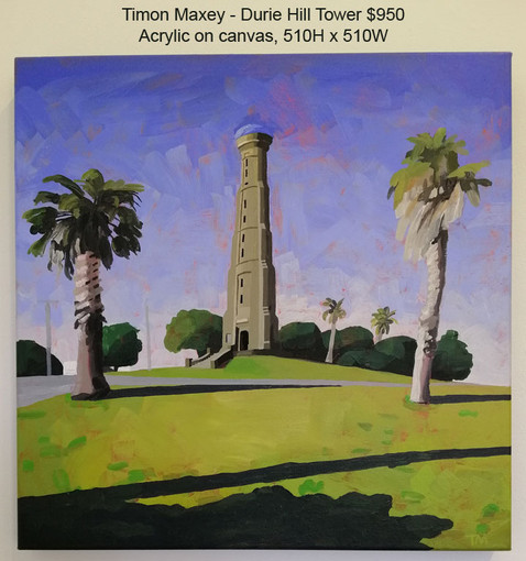 Timon Maxey - Durie Hill Tower $950