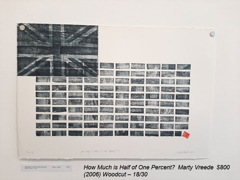 How Much is Half of One Percent?		Marty Vreede		$800