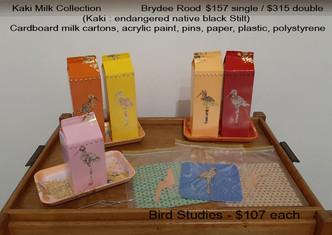 Brydee Rood - Kaki Milk Collection $157 single / $315 double