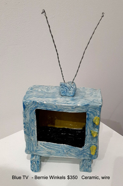 Blue TV - Bernie Winkels  $350
