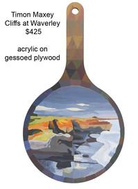 Timon Maxey - Cliffs at Waverley - $425