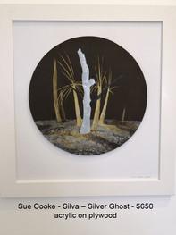Sue Cooke - Silva – Silver Ghost - $650