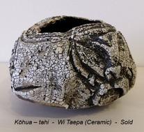 Wi Taepa - Kōhua – tahi - Sold