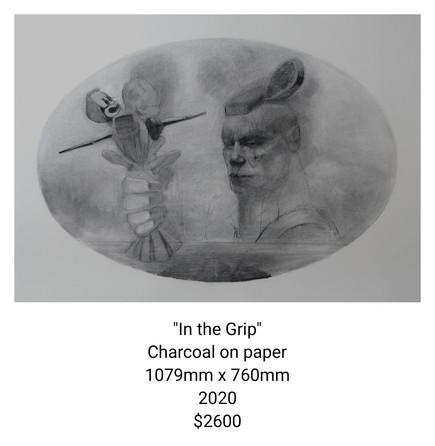 Lorene Taurerewa – In the Grip, 2020$2600