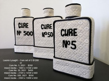 Lauren Lysaght – Cure set of 3 $1200