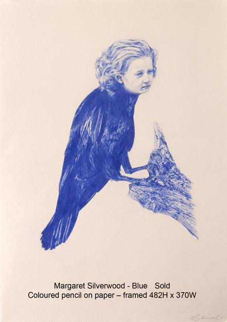 Margaret Silverwood – Blue