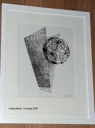 Lindsay Marsh - Emerging 1/1 $185