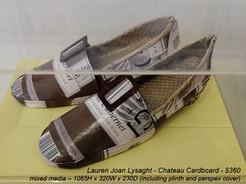 Lauren Joan Lysaght - Chateau Cardboard - $360