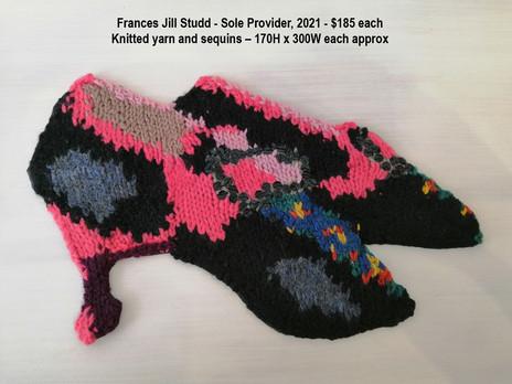 Frances Jill Studd - Sole Provider, 2021 - $185