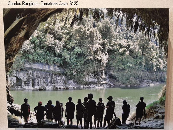 Charles Ranginui - Tamateas Cave